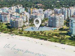 Apartamento em Riviera, 138m2, 04 suítes, frontal