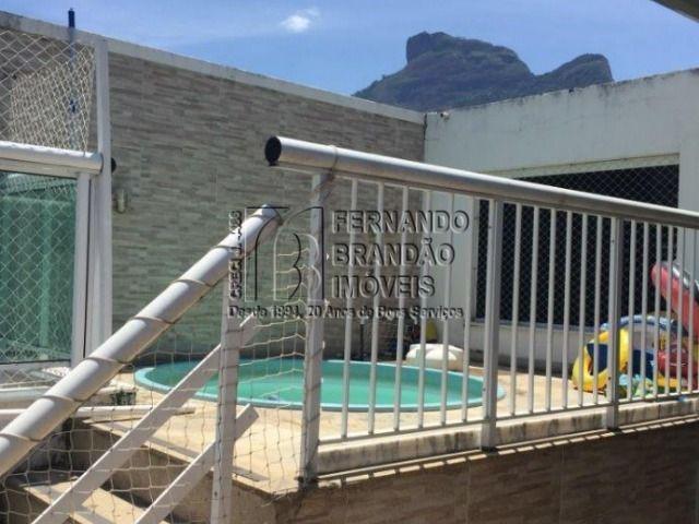 Cobertura  Barra da Tijuca, Rio de Janeiro - Rio De Janeiro