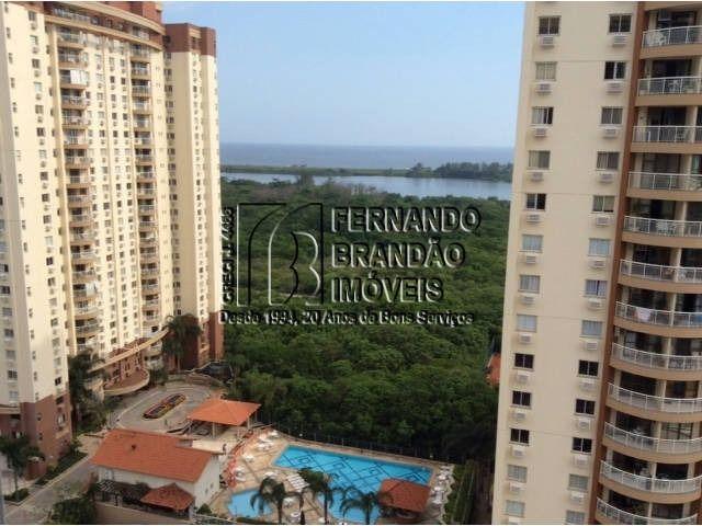 Apartamento  Barra da Tijuca, Rio de Janeiro - Rio De Janeiro