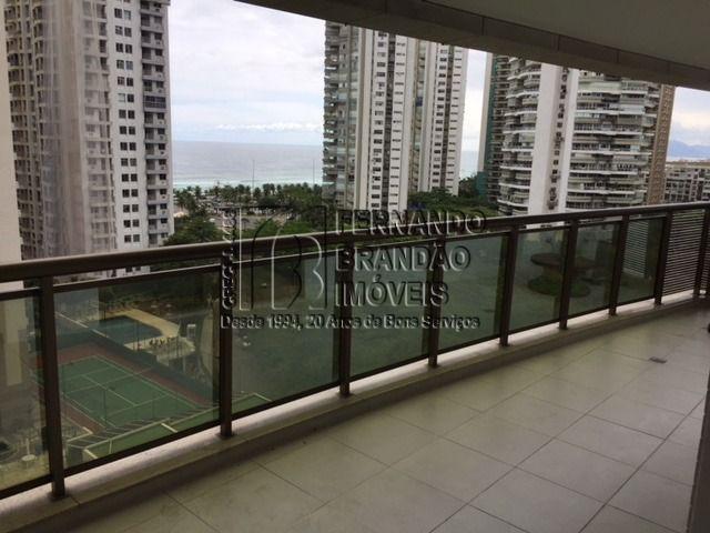 Apartamento Palais de Nice Barra da Tijuca, Rio de Janeiro - Rio De Janeiro