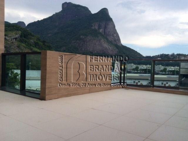 Cobertura JARDIM OCEÂNICO Barra da Tijuca, Rio de Janeiro - Rio De Janeiro