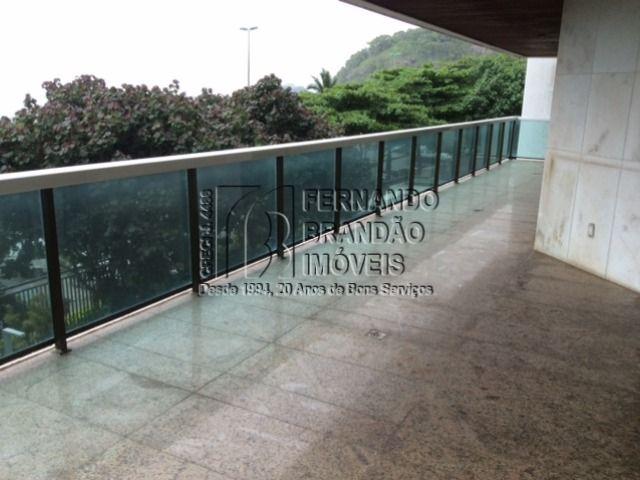 Apartamento Condomínio  Rive Droite São Conrado, Rio de Janeiro - Rio De Janeiro
