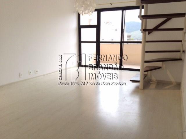 Apartamento Condomínio Atlantys Barra da Tijuca, Rio de Janeiro - Rio De Janeiro