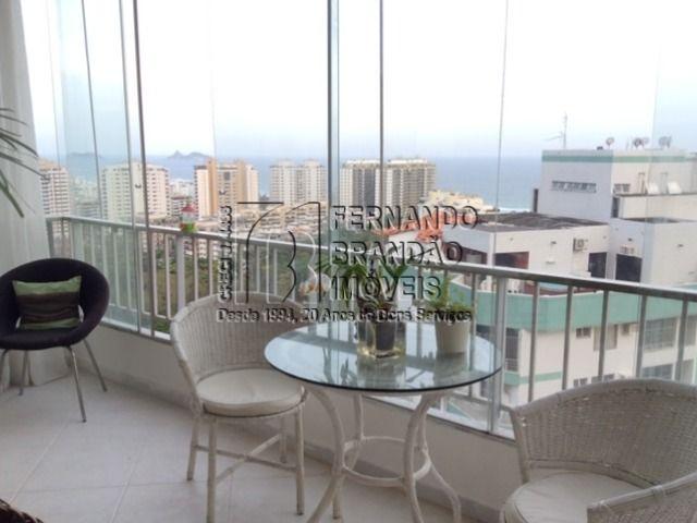 Apartamento ROSA VIVA (PARQUE DAS ROSAS) Barra da Tijuca, Rio de Janeiro - Rio De Janeiro