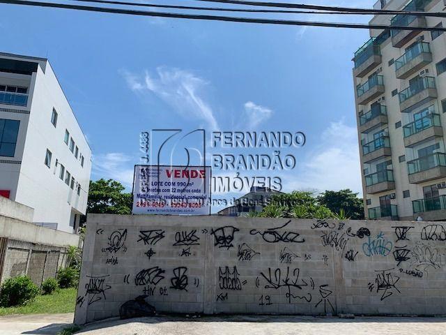 Terreno RECREIO Recreio dos Bandeirantes, Rio de Janeiro - Rio De Janeiro