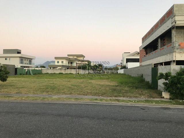 Terreno Alphaville Barra da Tijuca, Rio de Janeiro - Rio De Janeiro