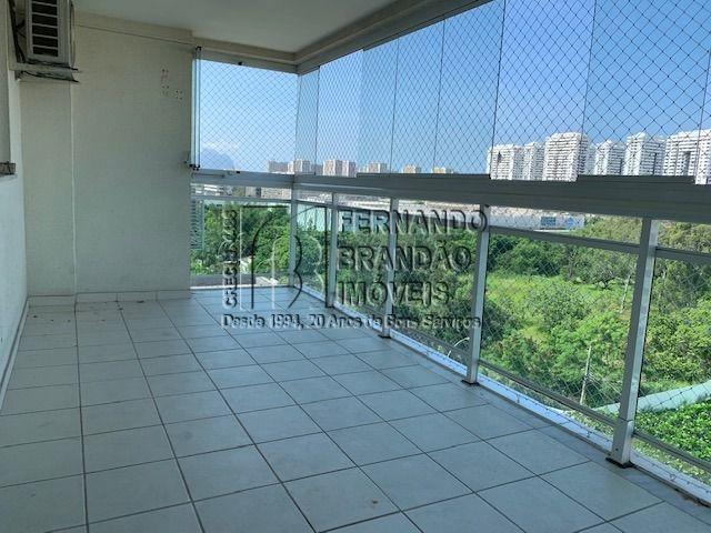 Apartamento Condomínio Barra Allegro  Recreio dos Bandeirantes, Rio de Janeiro - Rio De Janeiro