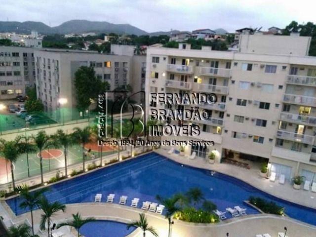 Apartamento MAIS RESIDENCIAL CLUBE Pechincha, Rio de Janeiro - Rio De Janeiro