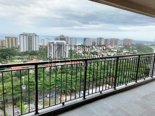 Apartamento FOUR SEASONS (PARQUE DAS ROSAS) Barra da Tijuca, Rio de Janeiro - Rio De Janeiro