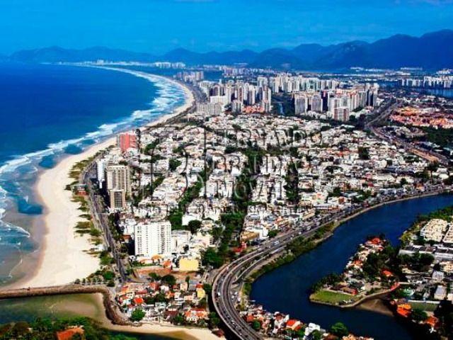 Terreno Jardim Oceânico Barra da Tijuca, Rio de Janeiro - Rio De Janeiro
