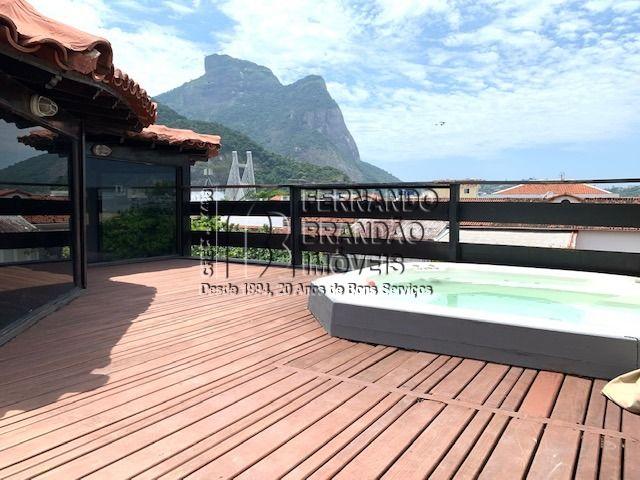 Cobertura JARDIM OCÊANICO Barra da Tijuca, Rio de Janeiro - Rio De Janeiro