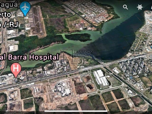 Terreno  Barra da Tijuca, Rio de Janeiro - Rio De Janeiro