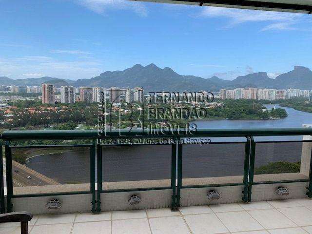 Apartamento ALFA BARRA QUEEN MARY Barra da Tijuca, Rio de Janeiro - Rio De Janeiro