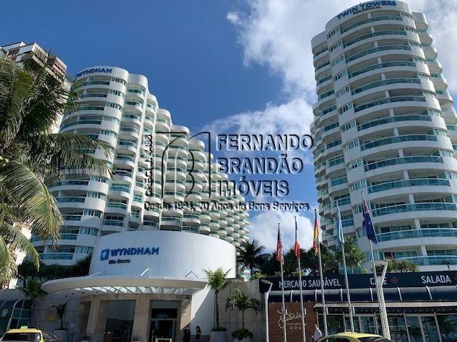 Apartamento Wyndham Rio Barra  Barra da Tijuca, Rio de Janeiro - Rio De Janeiro