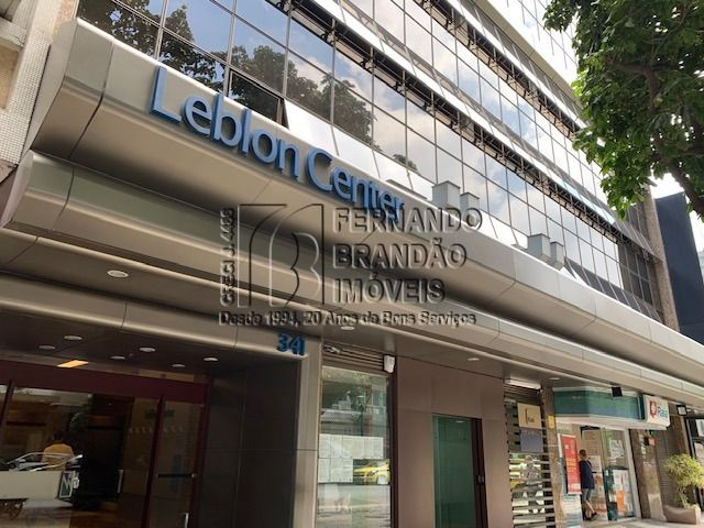 Sala Leblon Center Leblon, Rio de Janeiro - Rio De Janeiro