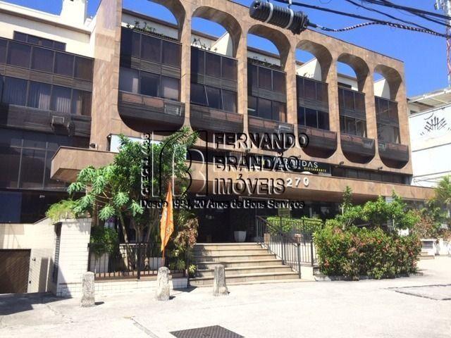 Sala Comercial JARDIM OCEÂNICO Barra da Tijuca, Rio de Janeiro - Rio De Janeiro