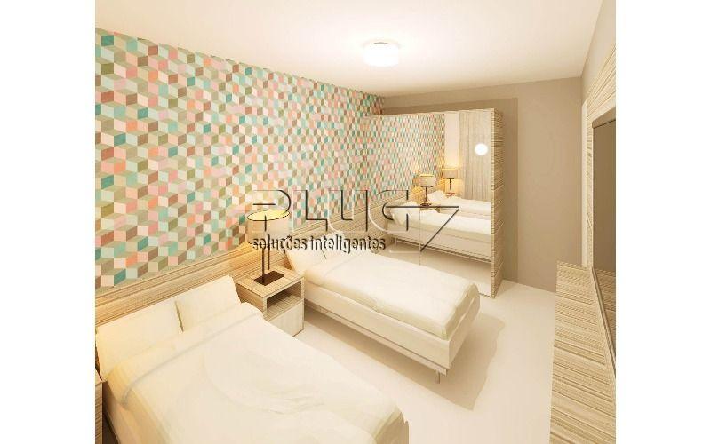 09 VIGA - Recanto Verde III - Dormit+¦rio Solteiro