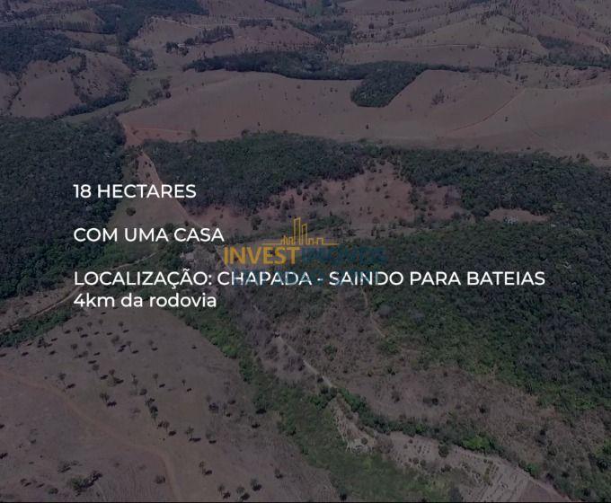 Terreno em zona rural  - São Gonçalo do Rio Abaixo
