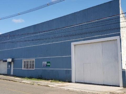 Barracão - Ouro Fino - São Jose dos Pinhais.