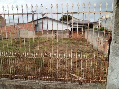Terreno com 157,50 m² em Fazenda Rio Grande/Pr