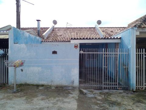 Casa padrão caixa a venda na Rua Rio Tanguá - Fazenda Rio Grande