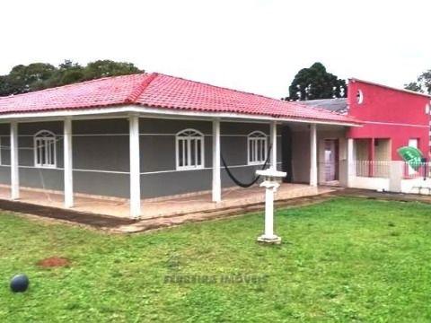 Casa e Comercio - Tijucas do Sul.
