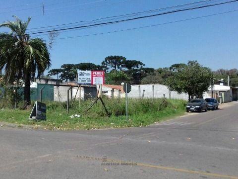 Ótima Área de Esquina - Quississana em São Jose dos Pinhais.
