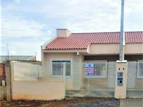 Terreno com residência no Jd. dos Estados - Fazenda Rio Grande.
