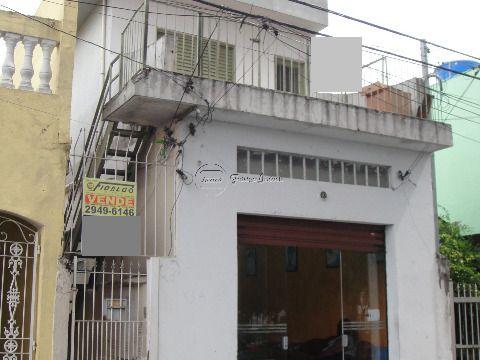 Casa em Vila Sabrina - São Paulo