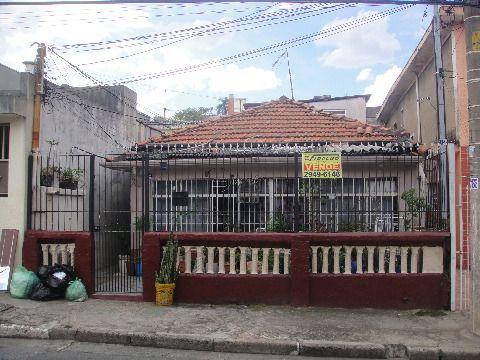 Casa em Vila D. Pedro II - São Paulo