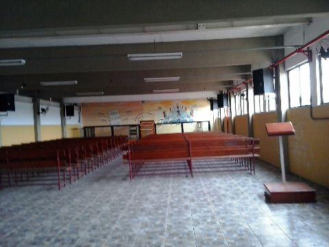 Salão Comercial em Vila Sabrina - São Paulo