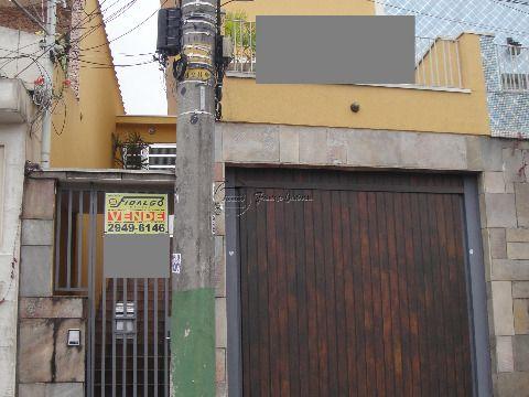 Sobrado em Pq. Rodrigues Alves - São Paulo