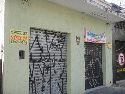 Salão Comercial em Vila Isolina Mazzei - São Paulo