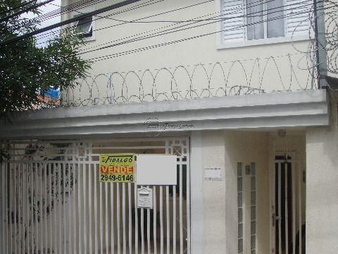 Sobrado em Vila D. Pedro II - São Paulo