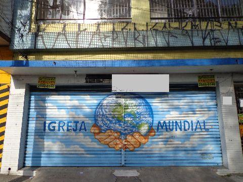 Salão Comercial em Vila Gustavo - São Paulo