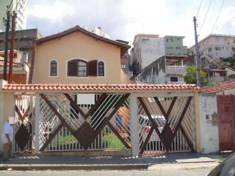 Sobrado em Parada Inglesa - São Paulo