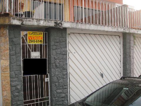 Sobrado em Vila Gustavo - São Paulo