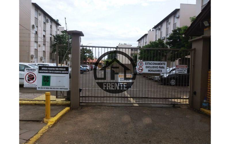1 apto+2+dormitórios+Residencial+Charrua+Bairro+Sã