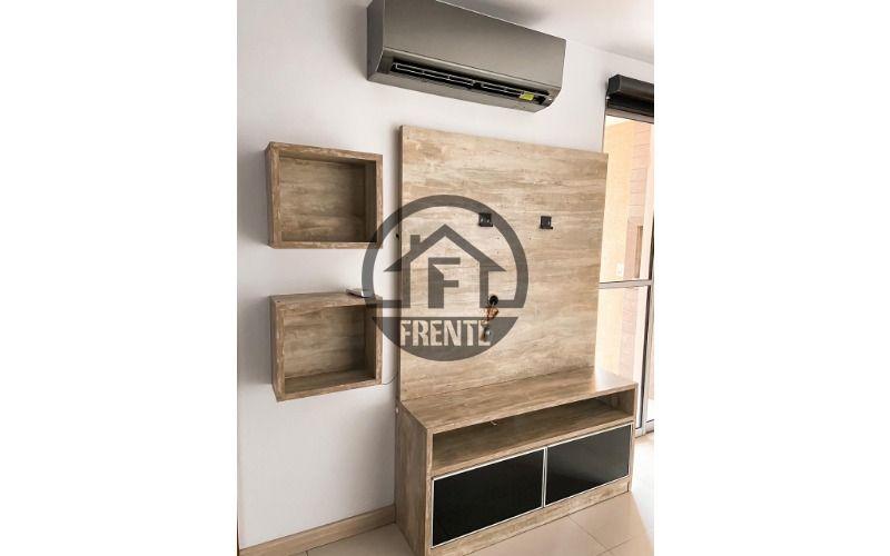 Belo+apto+semi+mobiliado+2+dormitórios+condominio+