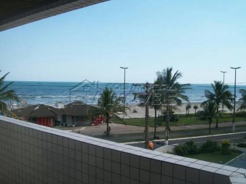Belíssimo apartamento no bairro Vila Caiçara em Praia Grande.
