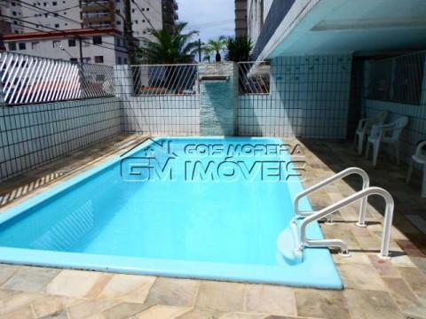 Apartamento 2 dormitórios - Aviação - Praia Grande.