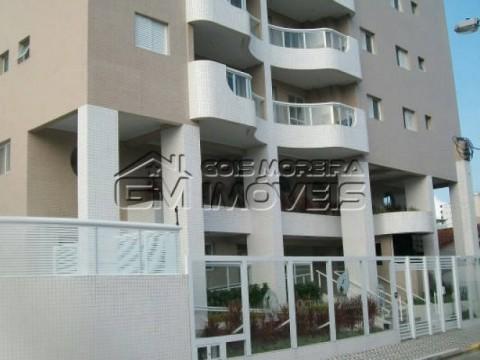 Apartamento novo - 2 dormitórios - sacada gourmet - Aviação - Praia Grande - SP.