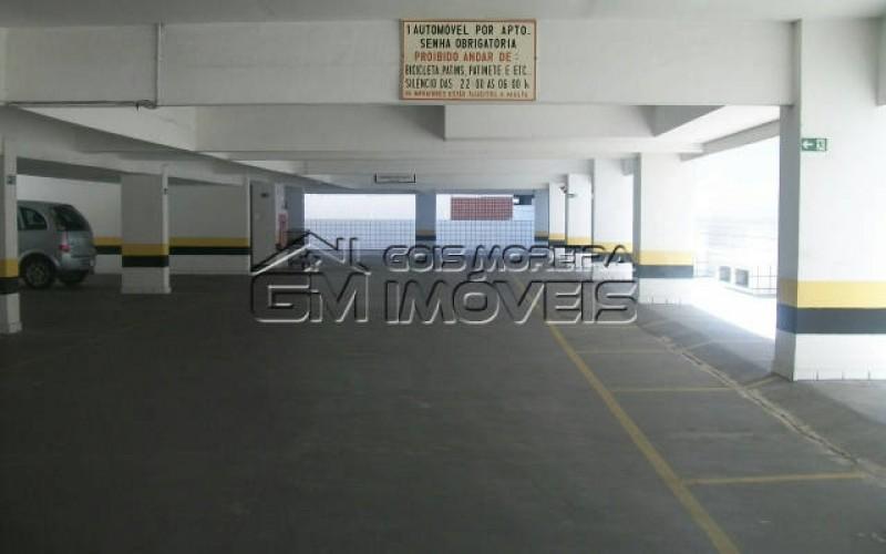 Garagem piso superior