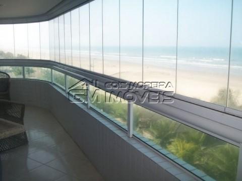Apartamento 3 dormitórios - frente mar - Praia Grande.