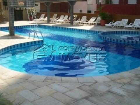 Excelente apartamento de 1 dormitório no Canto do Forte em Praia Grande!