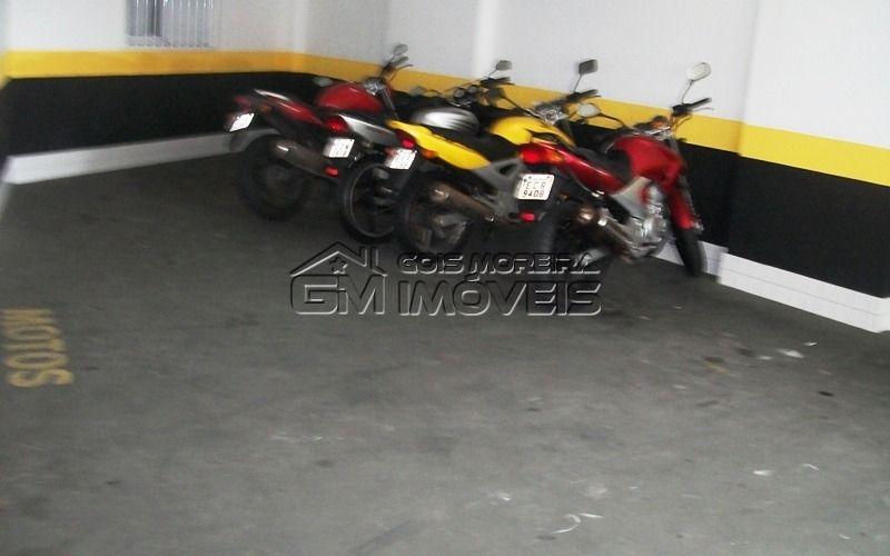 Garagem das motos
