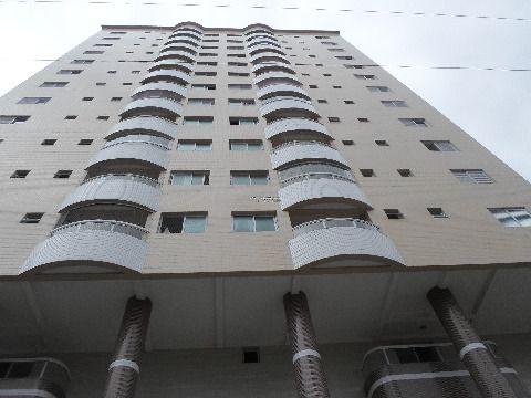 Apartamento 1 dormitório vista para o mar - Piscina.