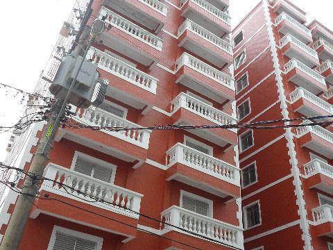 Apartamento 1 dormitío - 50mts da praia.