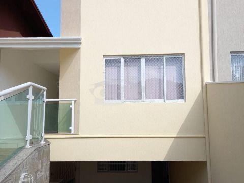 Casa Tipo Sobrado c/ 210 m² (Próxima ao Maxi Shopping) 4 Dorms., Suíte, Garagem, Quintal - Jardim Florestal - Jundiaí/SP
