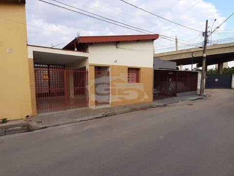 Casa c/ 2 Dorm. e 1 Vaga - Vila Rio Branco - Jundiaí-SP